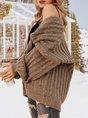 Women Casual Long Sleeve Outerwear
