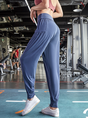 Women Solid Daily Yoga Sports Bottoms