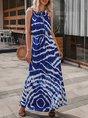 Shift Beach Gradient  Maxi Dress