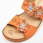 Flower Pu Daily Slippers