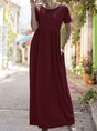 Shift Daily Pockets Maxi Dress