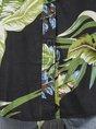 Black Cotton Boho Shirts & Tops