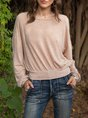 Shift Casual Long Sleeve Top